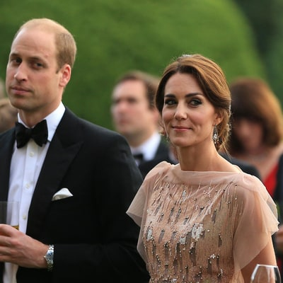 Prince William Jokes Duchess Kate's Bad Cooking Is Why He's 'So Skinny'