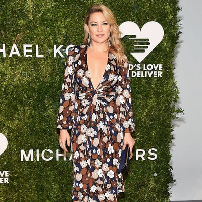 Kate Hudson's Plunging Dress Is Even Sexier From the Back