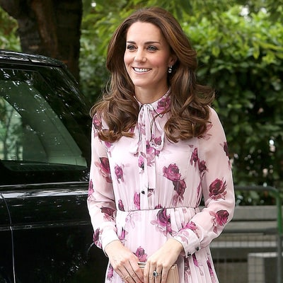 Shop Duchess Kate's Rose-Covered Dress