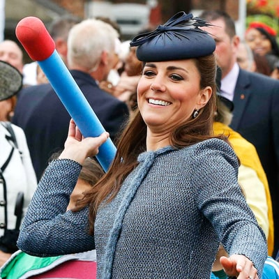 Every Time Kate Middleton Overdressed to Play Sports