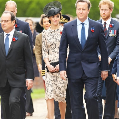 Duchess Kate Doesn't Even Have to Walk Anymore, Appears to Be Levitating in This Pic