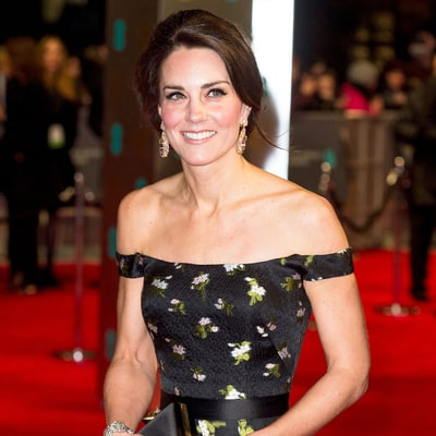 Duchess Kate Stole the Show at the BAFTAs (and 14 More Stars Who Looked Pretty Nice, Too)