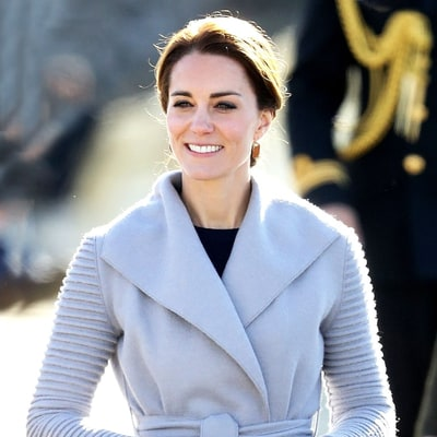 Shop Duchess Kate's Fabulous Coat Collection for Less