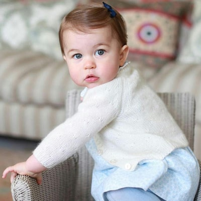 Kate Middleton Shares Cute New Photos of Daughter Princess Charlotte for Her First Birthday
