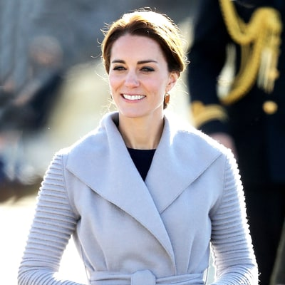 Here's Where to Find Duchess Kate's Ribbed Coat