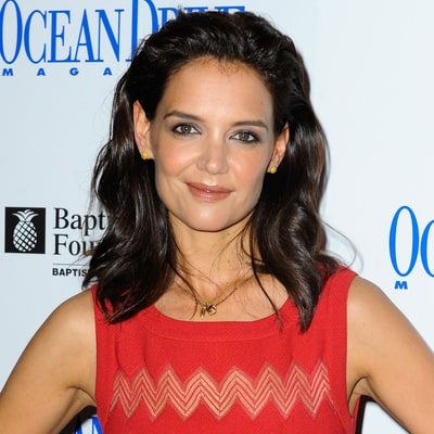 Katie Holmes Takes Suri Cruise to Meet Hillary Clinton, Chelsea Clinton: See the Pic!