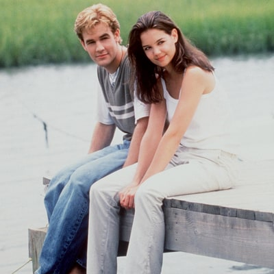 Katie Holmes Addresses 'Dawson's Creek' Reunion Rumors