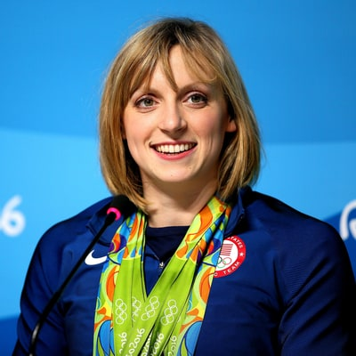 Katie Ledecky Weighs in on Ryan Lochte Scandal: It's 'Important' What We Do 'Outside of the Water'