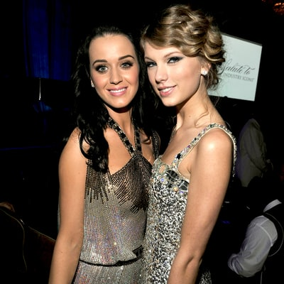 Katy Perry Invited Taylor Swift to Her Pre-Grammys Party: 'It's Just Up to' Her Schedule