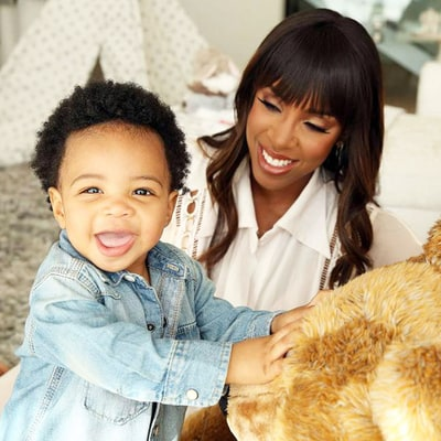 Kelly Rowland Talks First Year of Motherhood