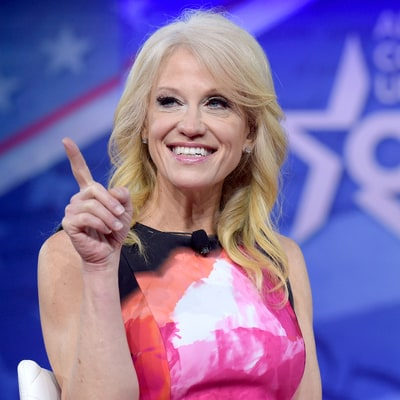 Kellyanne Conway Returns to TV After a Week Away: I Wasn't Sidelined