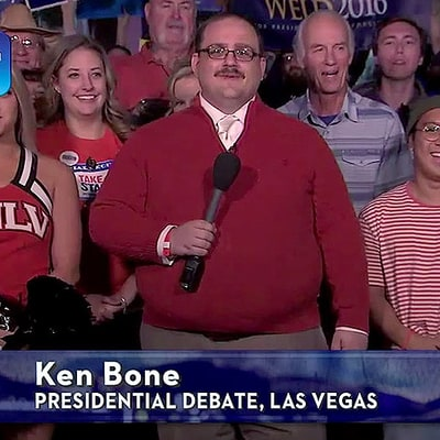 Ken Bone Wants to Keep His Vote a Secret: Find Out Why