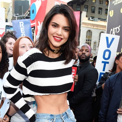 Kendall Jenner: 'Under Boob Is My Ting'