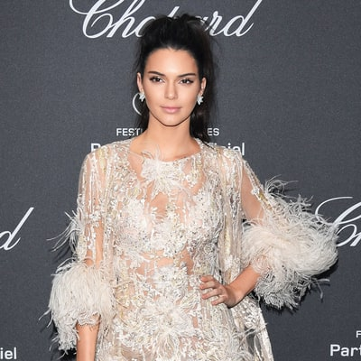 Kendall Jenner Wears a Feather-Accented Duster Coat at Cannes: Love It or Hate It?