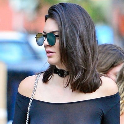 Kendall Jenner Thinks 'It's Sexy' to Show Off Her Nipples: 'I'm Cool With My Breasts'