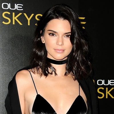 Kendall Jenner Once Plucked Out All of Her Eyebrows