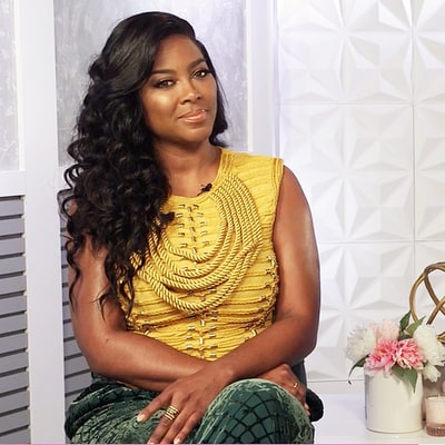 Kenya Moore Reveals Which 'Real Housewives of Atlanta' Cast Member 'Is Not a Good Fit': Watch