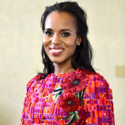 Kerry Washington Is Pregnant and Expecting Her Second Child With Husband Nnamdi Asomugha
