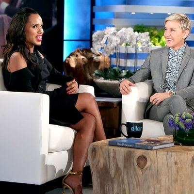 Kerry Washington: 'I Had No Idea' I Was Having a Boy