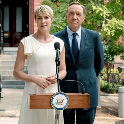'House of Cards' Drops Dark Season 5 Teaser on Donald Trump's Inauguration Day