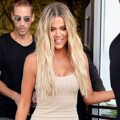 Khloe Kardashian's Sexy Tank Dress From Her Miami Trip Can Be Yours for Less Than $50