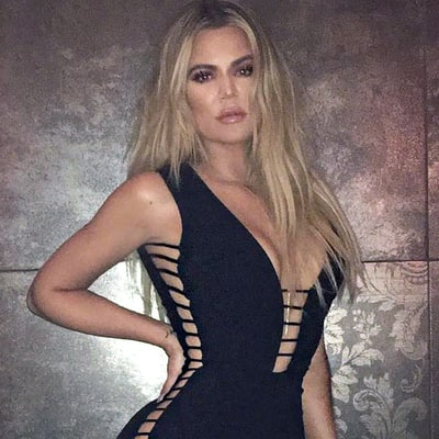 Khloe Kardashian: My 'Body Motivation' Is Kim Kardashian