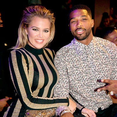 Khloe Kardashian Posts Photo of Her and Tristan Thompson's Diamond Bling After Sister Kim's Robbery