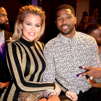 Khloe Kardashian Reveals Favorite Date Night With Boyfriend Tristan Thompson