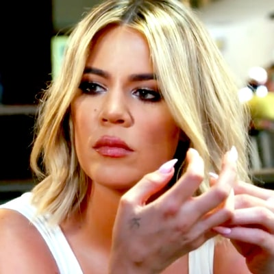 Khloe Kardashian Worries Rob Will 'Go Missing' After Fight With Blac Chyna on 'KUWTK' Finale Sneak Peek