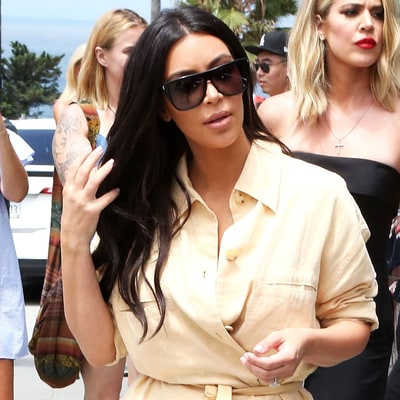 The Kardashian Family Takes San Diego in Style
