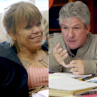 Amy Roloff Confronts Matt Roloff About Hiding His Holiday Plans in 'Little People, Big World' Preview