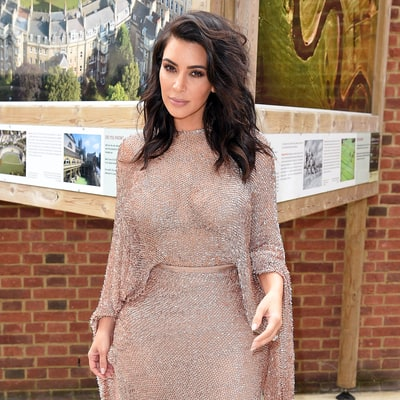 Kim Kardashian Is Over Contouring: It's All About Strobing Now