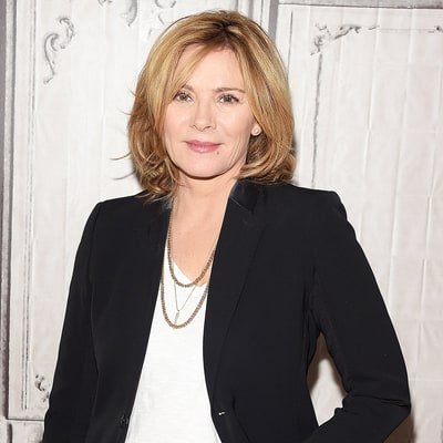 Kim Cattrall Dating Artist Clifford Ross? - Us Weekly  Kim Cattrall