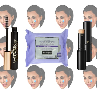 Kim Kardashian Serves Up the 10 Products She Uses to Recover From an Ugly Cry