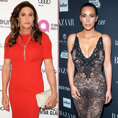 Caitlyn Jenner Is Being 'a Good Mom' to Kim Kardashian After Paris Robbery, Says Candis Cayne
