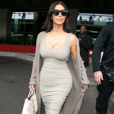 Kim Kardashian Is 10 Pounds From Her Goal Weight After Giving Birth — Here's How She Did It