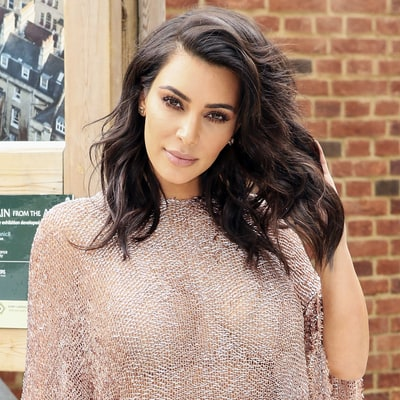 Kim Kardashian Snapchats From Bed With Kanye West, Talks Pregnancy Scare