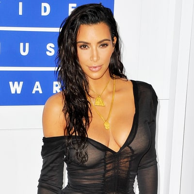 Kim Kardashian Is Passing On a Big Blowout for a 'Low-Key' 36th Birthday After Paris Robbery