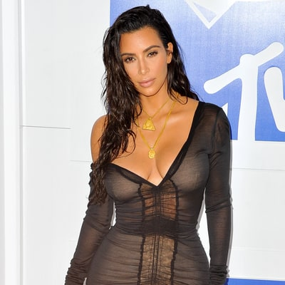 Kim Kardashian's Spray Tan Artist Admits to 'Painting' Kim's Abs for Naked Selfie