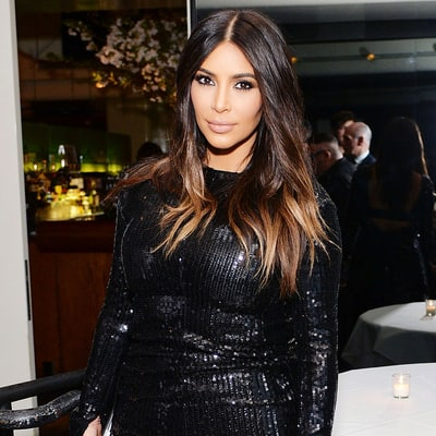Kim Kardashian Says She's Already Lost 42 Pounds Of Her Baby Weight