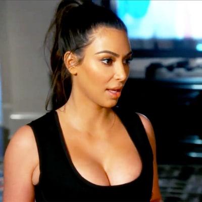 Kim Kardashian Takes Over for Kris Jenner as Family Manager Rob K. Can ...  Kim Kardashian