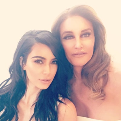 Kim Kardashian Reunites With Caitlyn Jenner, Helps Style Her for the ESPYS