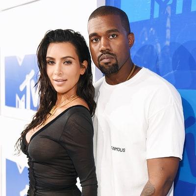 Kim Kardashian Flaunts Nipples in Sheer Metallic Outfit
