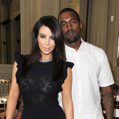 Kanye West Buys Kim Kardashian 150 Presents for Christmas