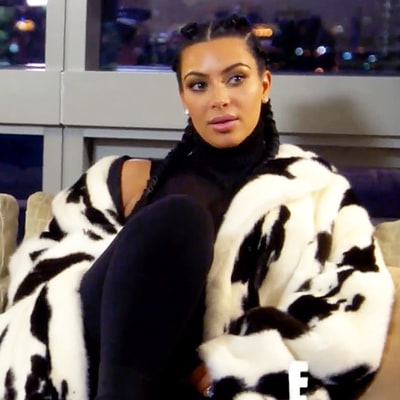 Kim Kardashian Says Caitlyn Jenner and Khloe Kardashian Are 'on the Outs' in 'Keeping Up With the Kardashians' Sneak Peek