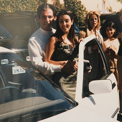 Kim Kardashian's Bestie Shares Photos From Reality Star's 16th Birthday — See the BMW She Got