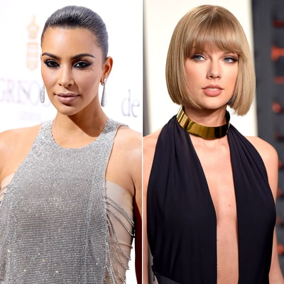 Kim Kardashian Subtly Disses Taylor Swift in Joint Interview With Kanye West
