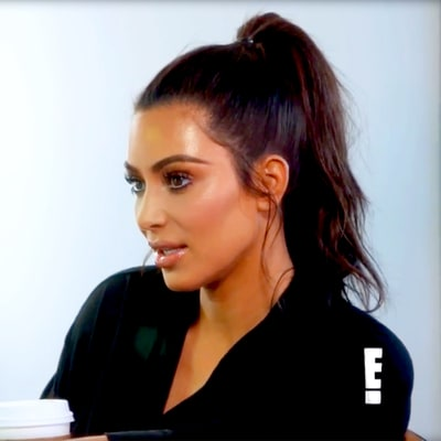 Kim Kardashian Worries About Rob Kardashian, Blac Chyna's 'Unstable Relationship' on 'KUWTK'