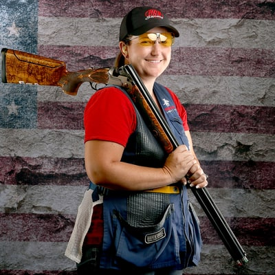 Olympic Skeet Shooter Kim Rhode: 25 Things You Don't Know About Me (I'm Related to Two U.S. Presidents)