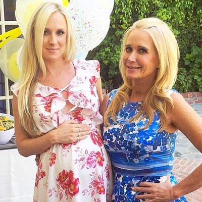Kim Richards Is a Grandmother: Daughter Brooke Wiederhorn Welcomes Baby Boy